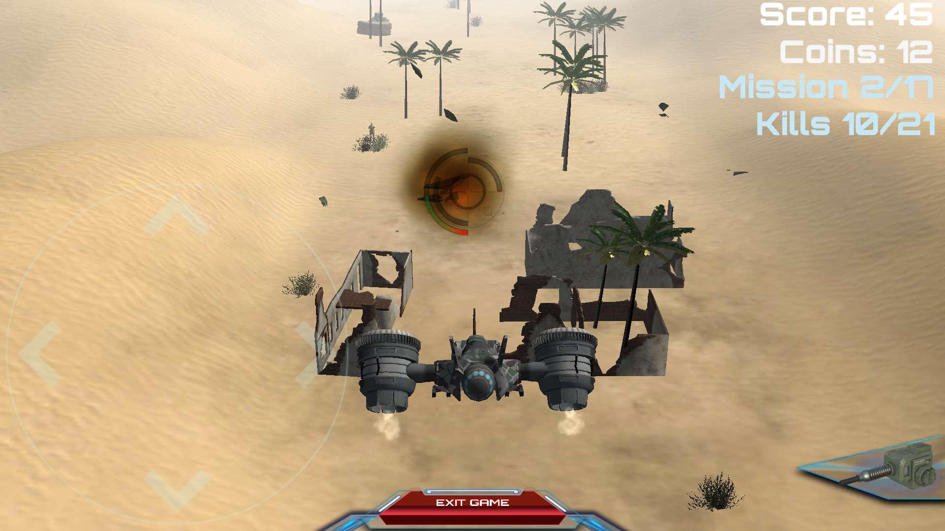无人机世界:反恐战争 v1.5截图