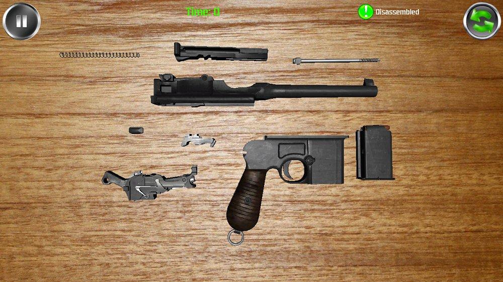 枪械拆解3D v36.213截图