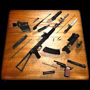 枪械拆解3D v36.213