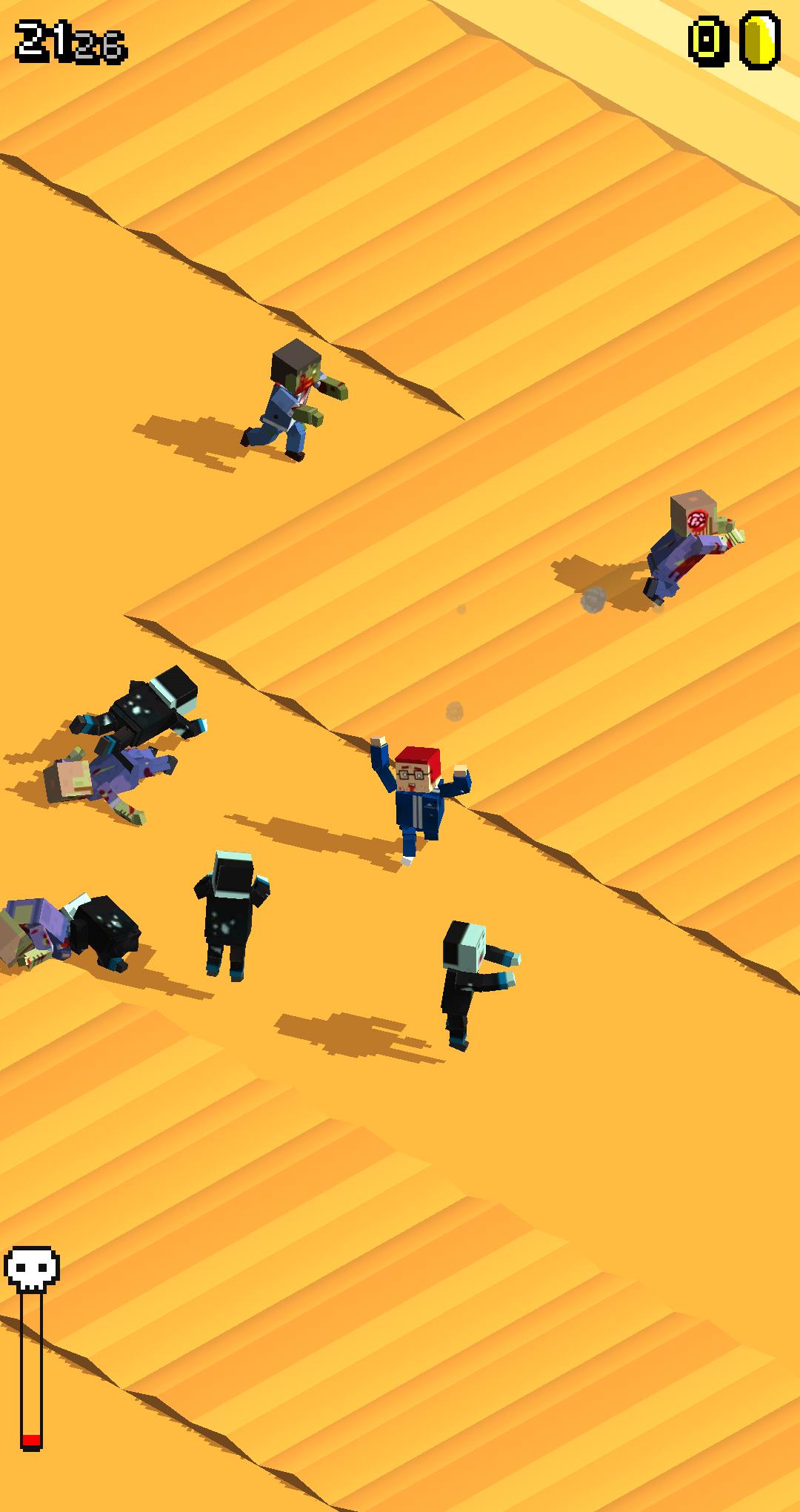 方块丧尸 v1.0图