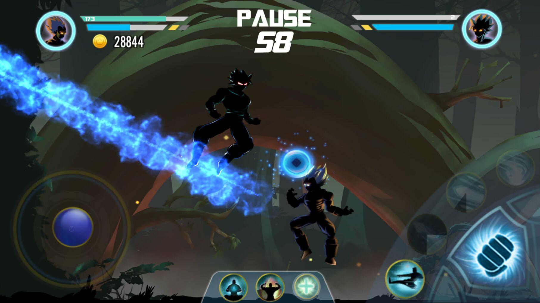 影子英雄传奇 v1.5.8图