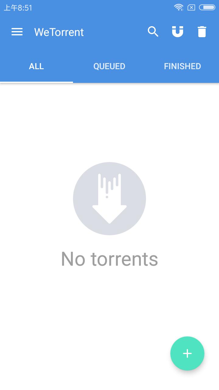 WeTorrent v1.0.22截图