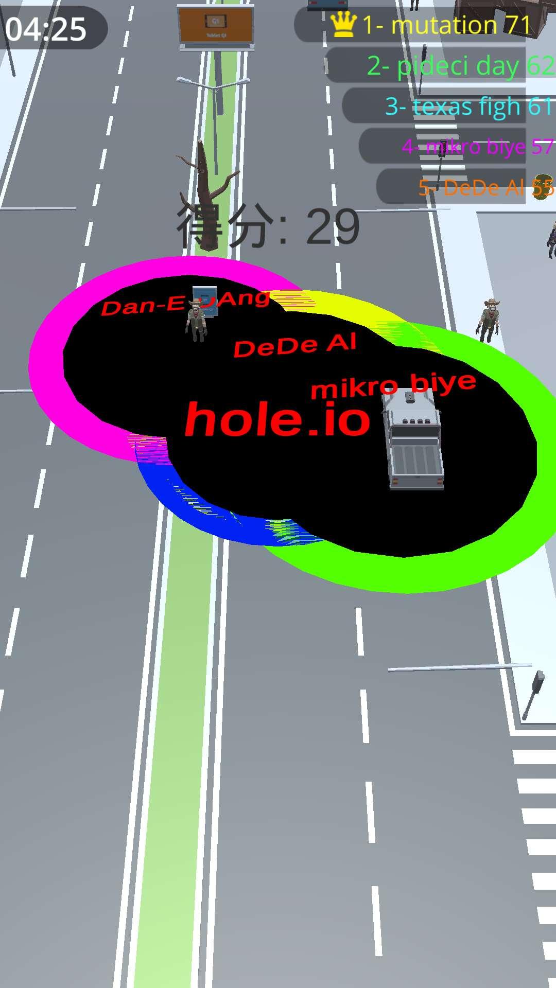 Hole.io v2.0.3图