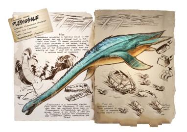 方舟生存进化手机版蛇颈龙怎么驯服? 蛇颈龙位置分布和驯服方法说明