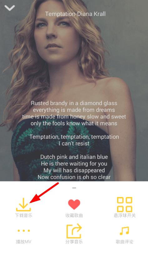 音乐狂怎么下载歌曲?  音乐狂app下载歌曲教程