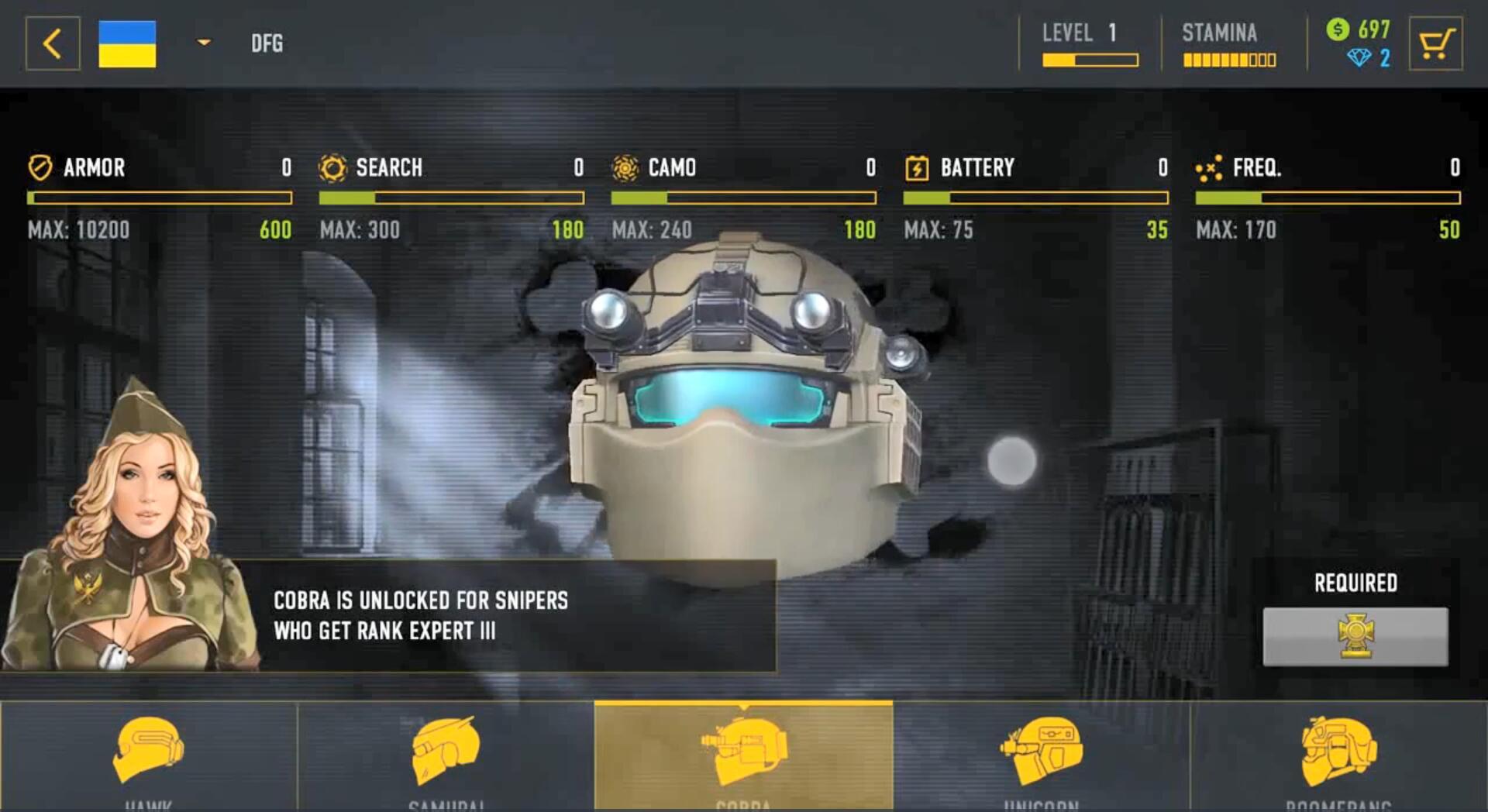 狙击手竞技场 v1.0.3截图