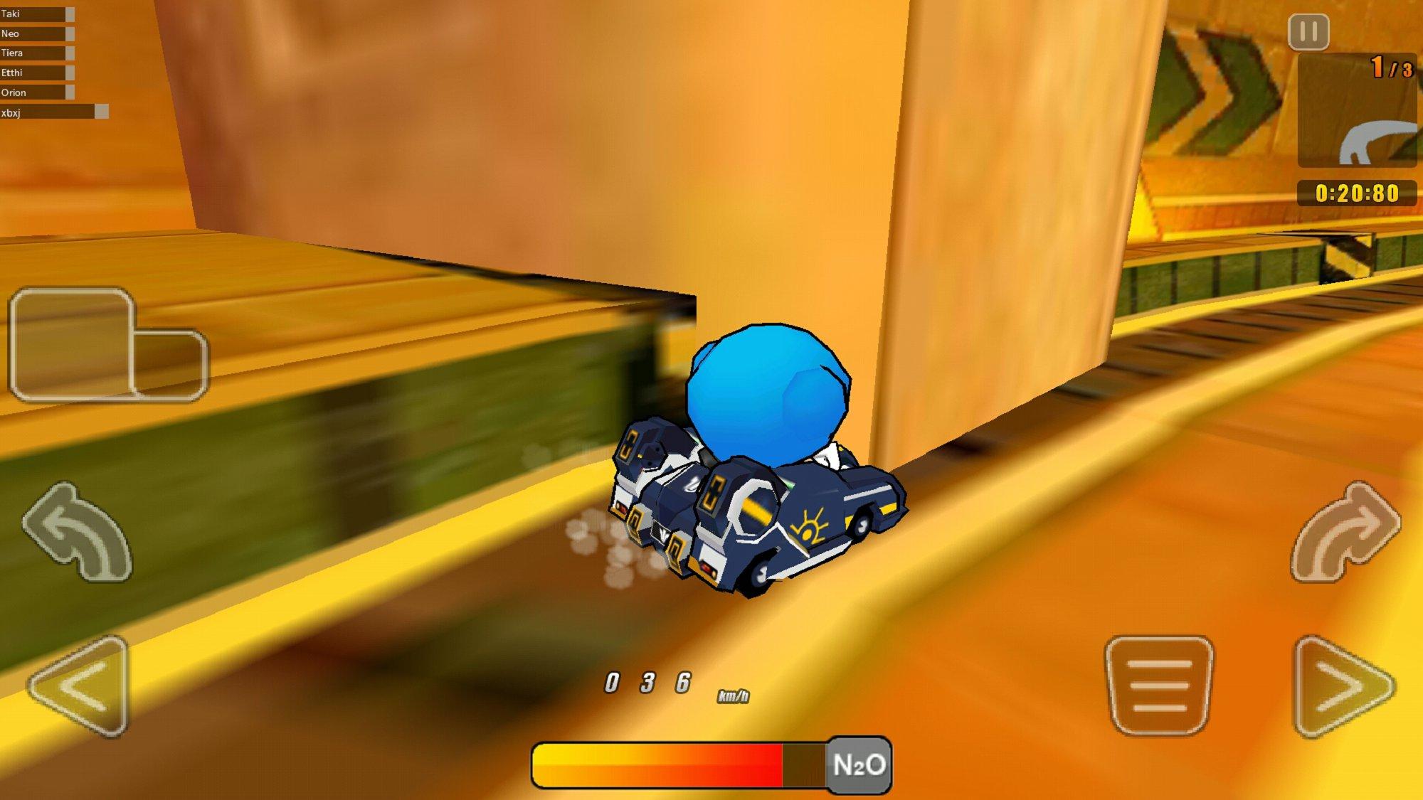 跑跑卡丁车单机版 v2.7.0截图