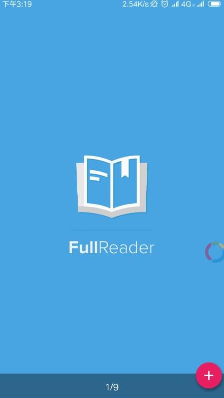FullReader v4.0.4图