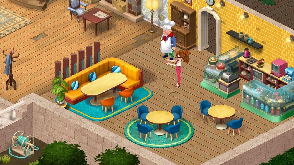 庄园咖啡厅 v1.8.6截图