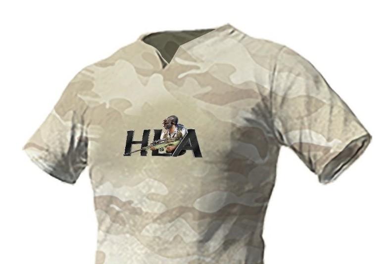 绝地求生刺激战场hlaT恤怎么得 海澜之家T恤获取方法攻略
