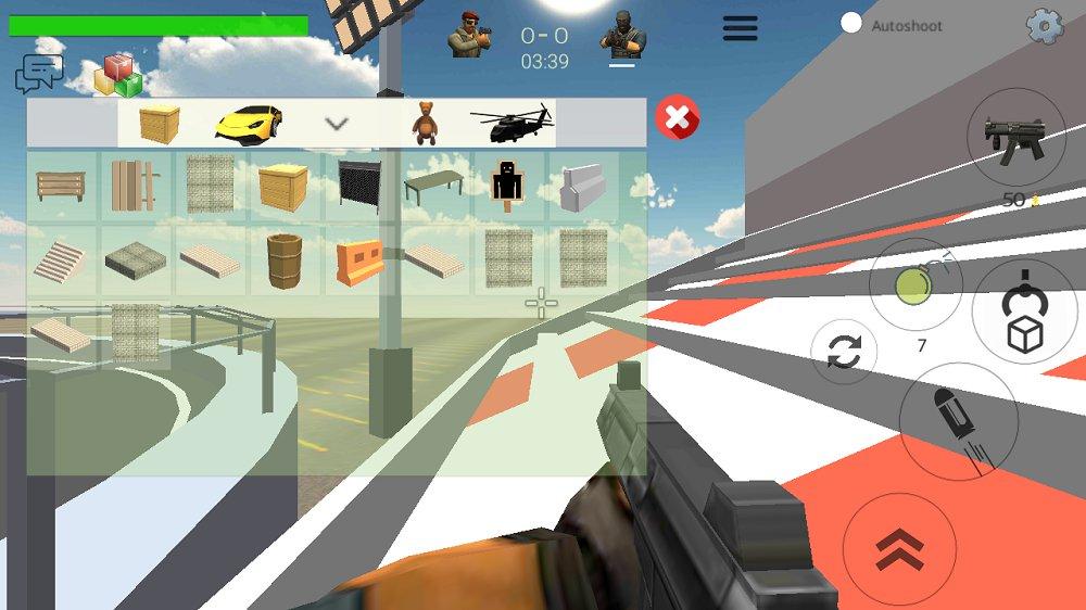 沙盒射手 v1.0.5图