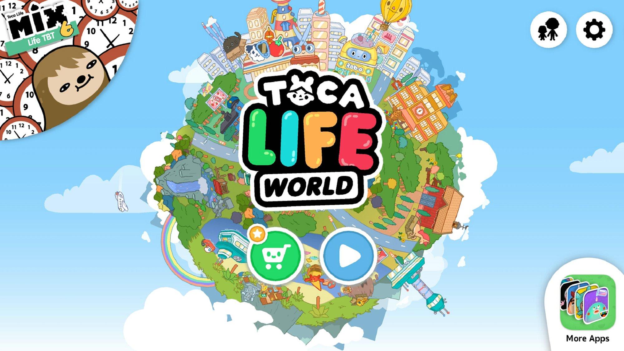 托卡生活世界 v1.0.4图