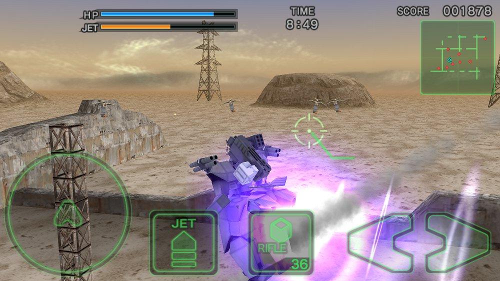 武装机甲 v1.22截图