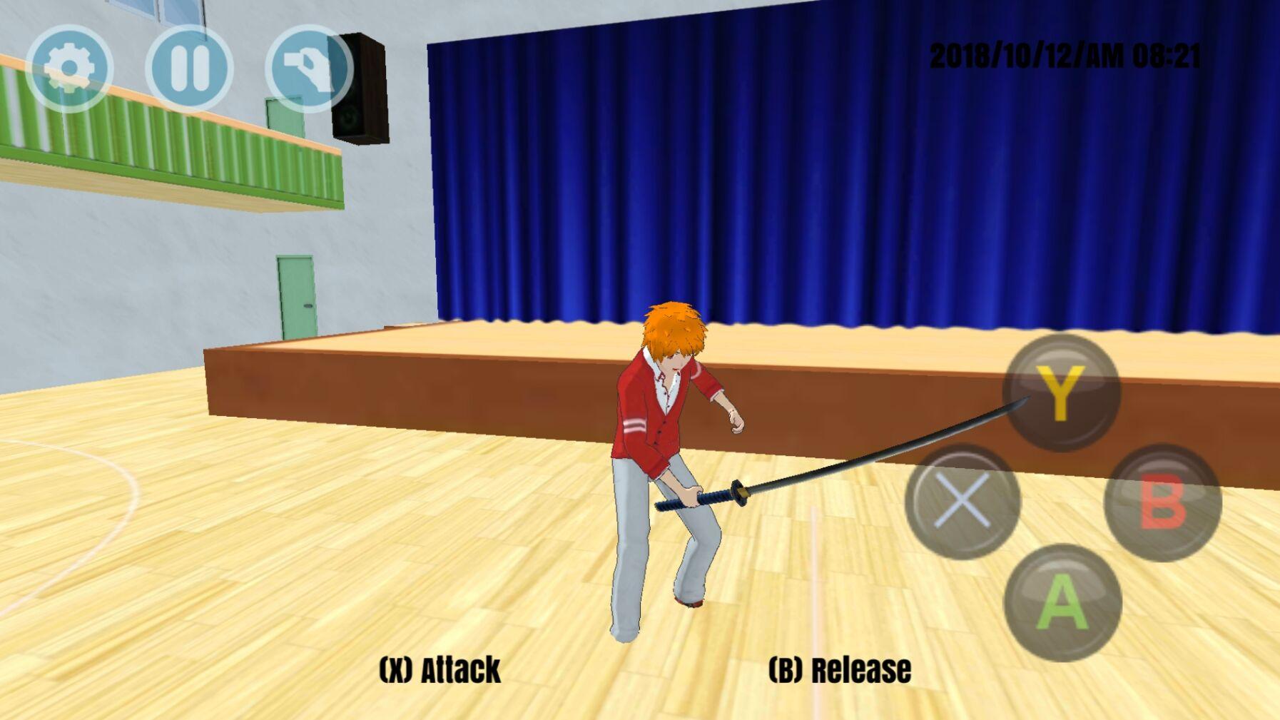 少女的校园战斗 v5.0截图