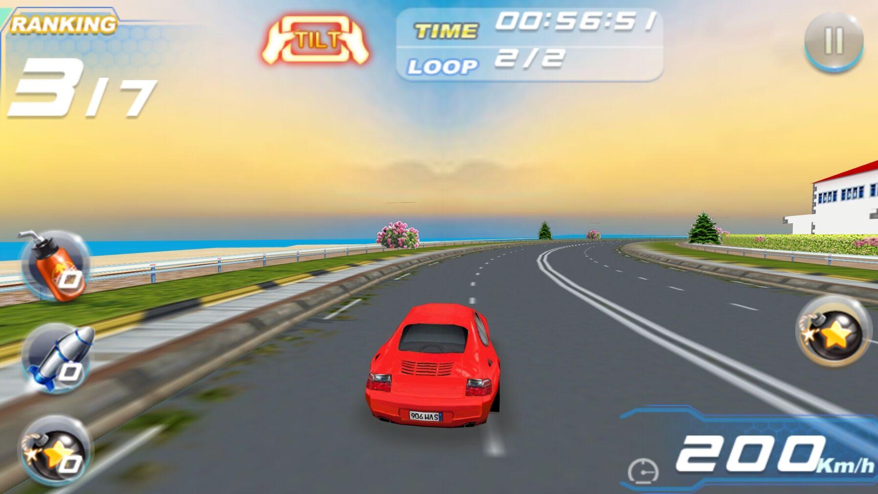 赛车高手极速追踪 v1.3截图