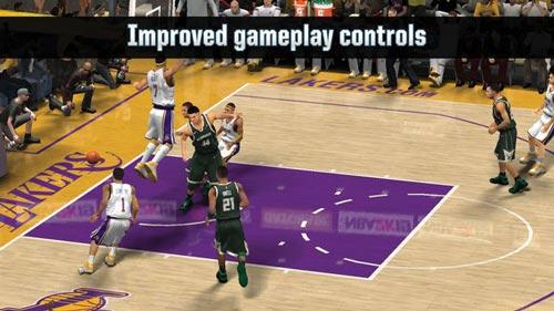 NBA 2K19安卓版上架谷歌商店 故事模式和线上比赛还原NBA
