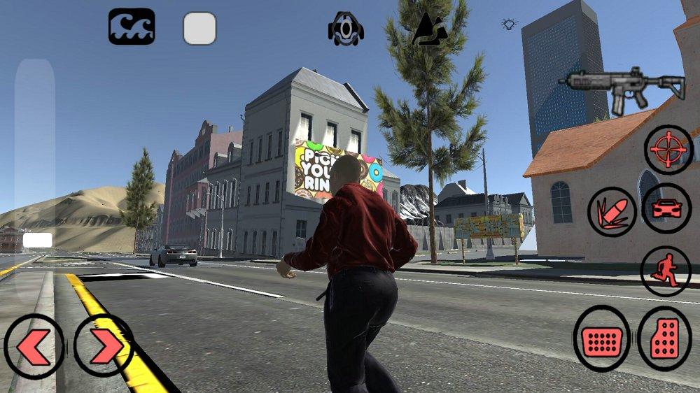 GTA V Mobile v1.4图