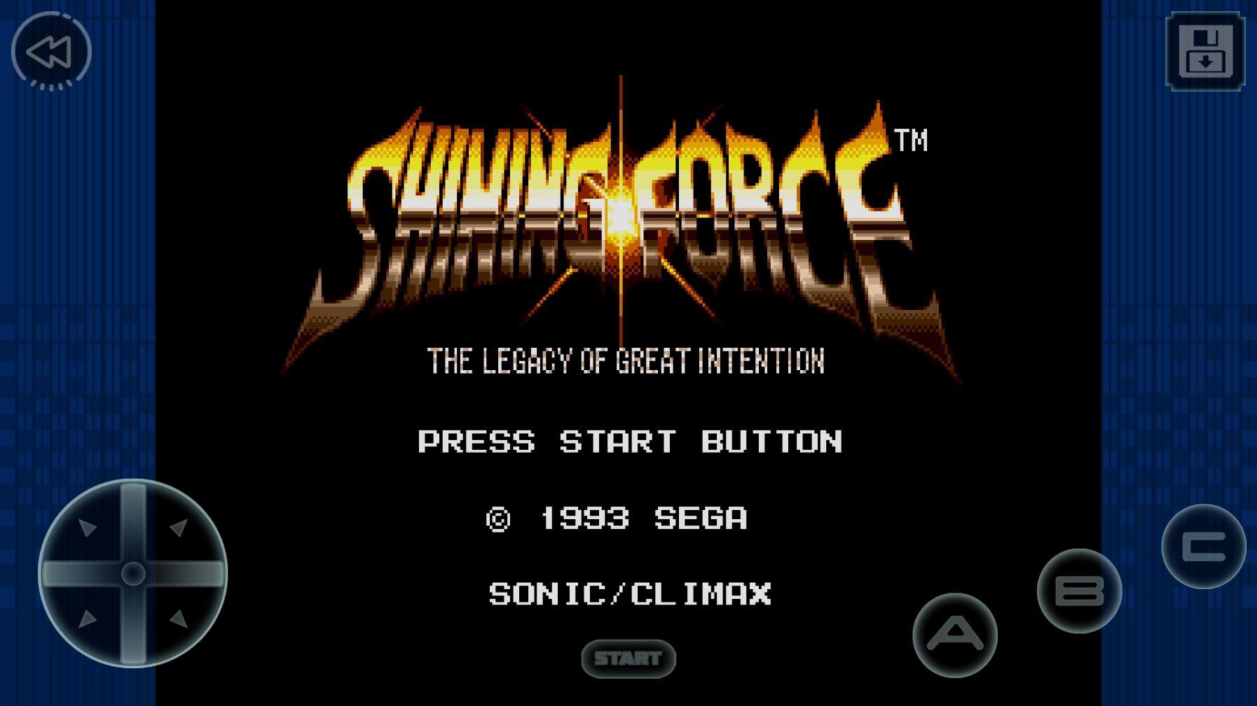 Shining Force v1.0.2截图