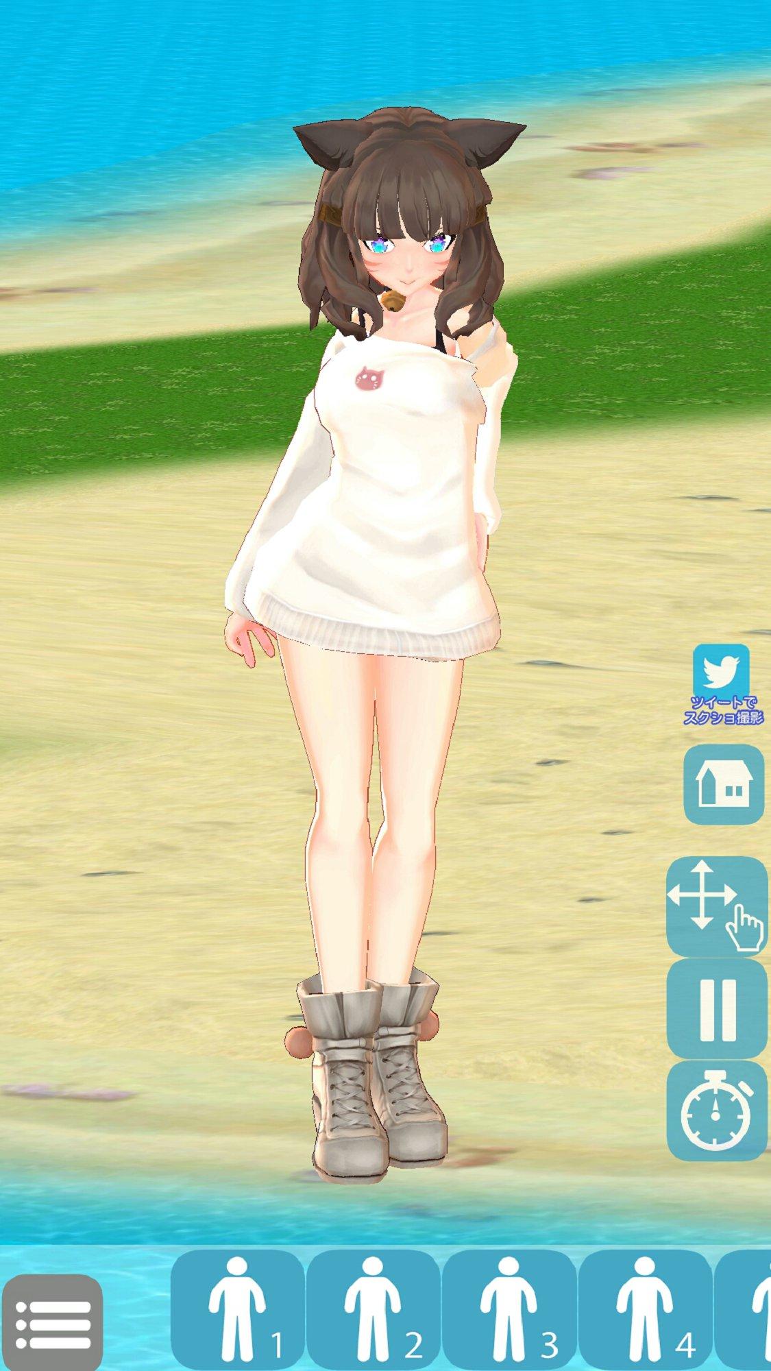 3D少女Fam v1.1截图