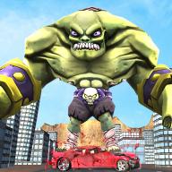 怪物英雄城市之战