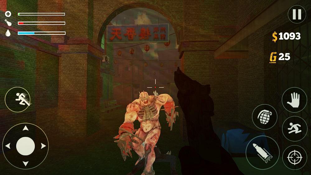 死亡猎人DEAD HUNTER v1.1.2截图