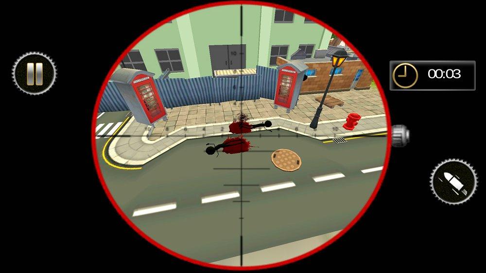 恼怒的火柴人狙击手 v1.0.2截图