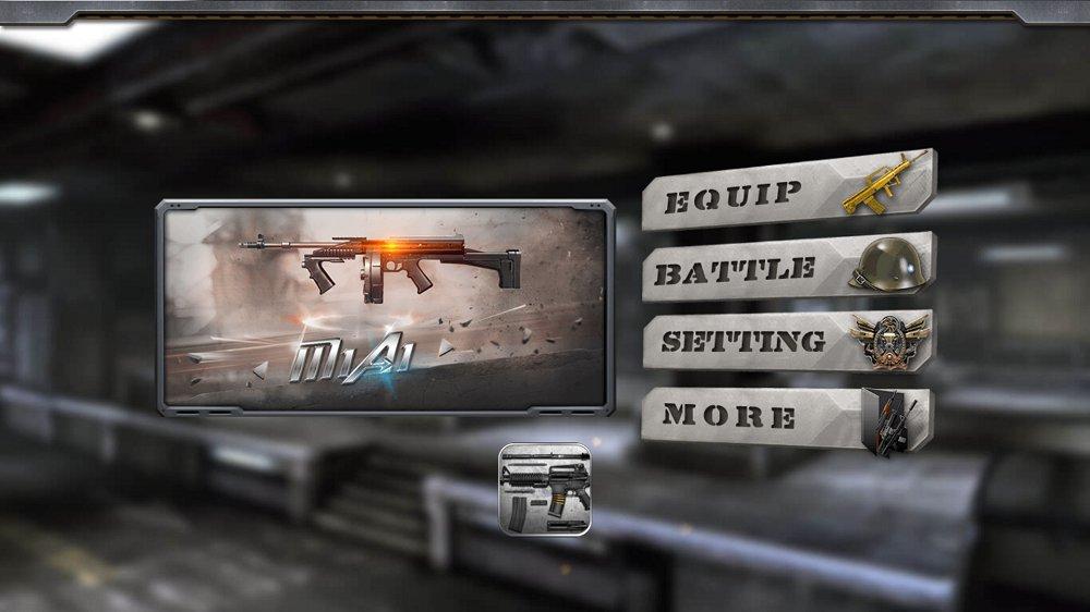 汤姆森冲锋枪组装射击 v1.3.1截图