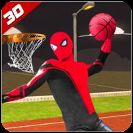 蜘蛛侠狂热篮球明星