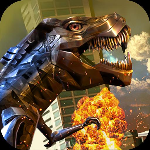 3D机甲变身恐龙 v1.0