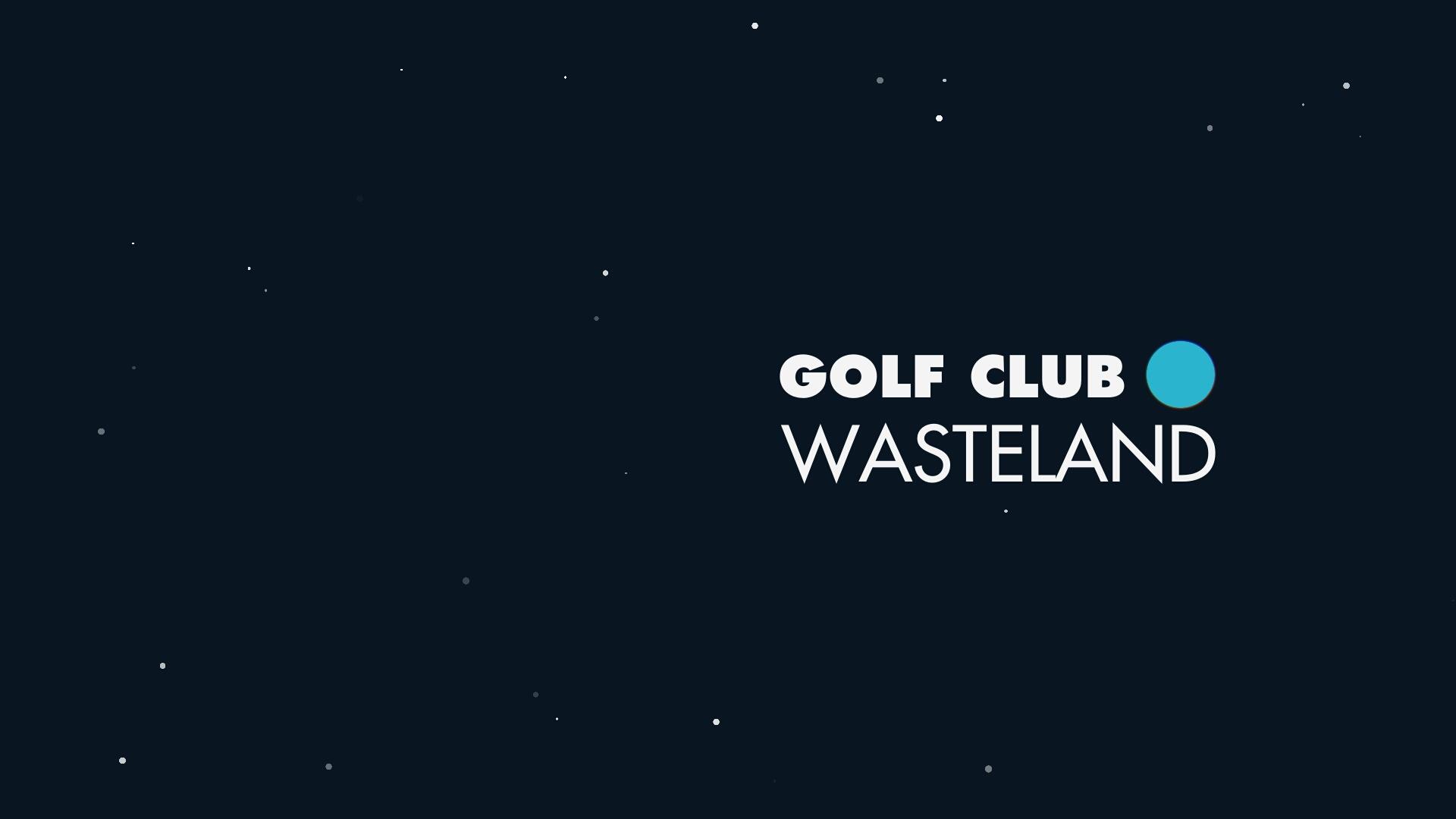 高尔夫俱乐部荒原