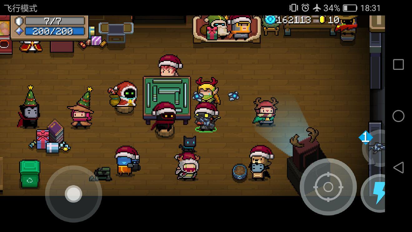 元气骑士圣诞版更新闪退? 1.10.0圣诞版本闪退攻略