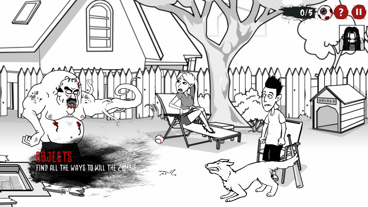 狂打你的僵尸邻居 v1.0.13截图
