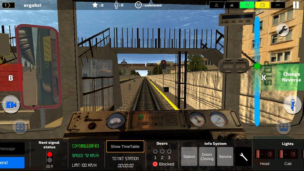 AG地铁模拟器 v0.8.5截图