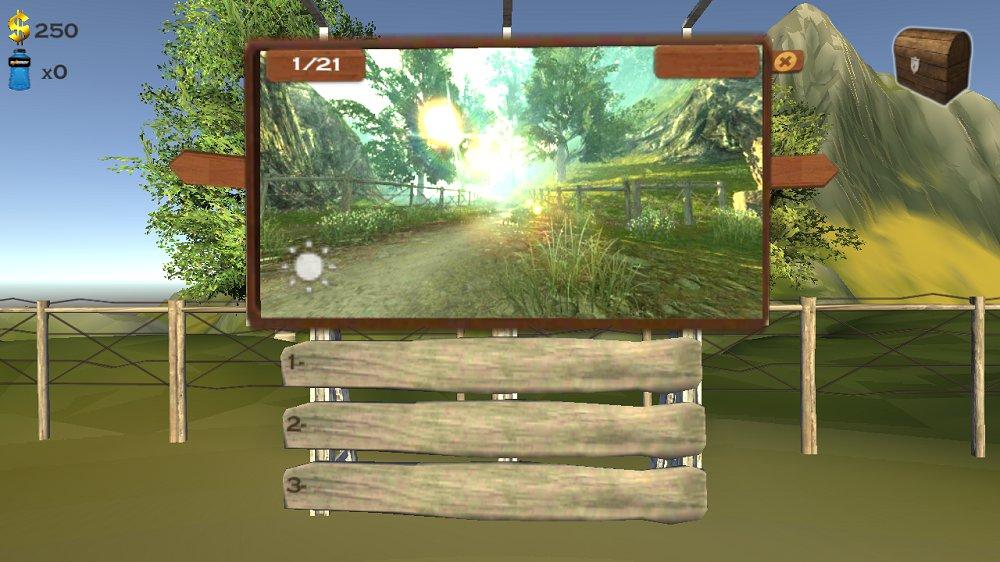 模拟山地自行车 v1.0截图
