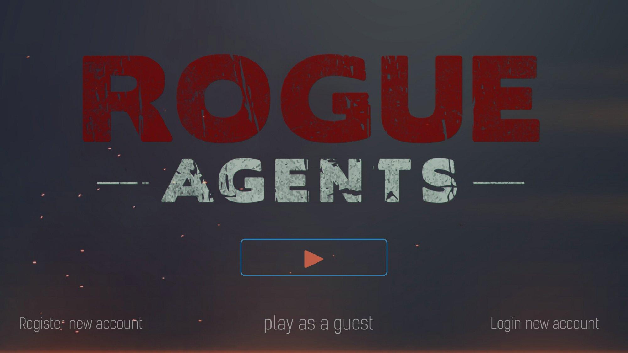 Rogue Agents v0.2截图
