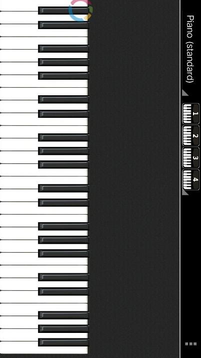 手机钢琴键盘 v1.5图
