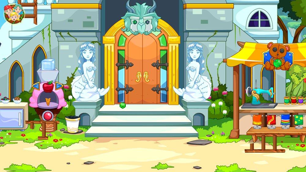 仙境美女与野兽 v1.0.356截图