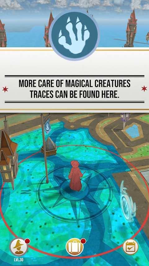 哈利波特巫师联盟手游官网最新版 v1.0截图