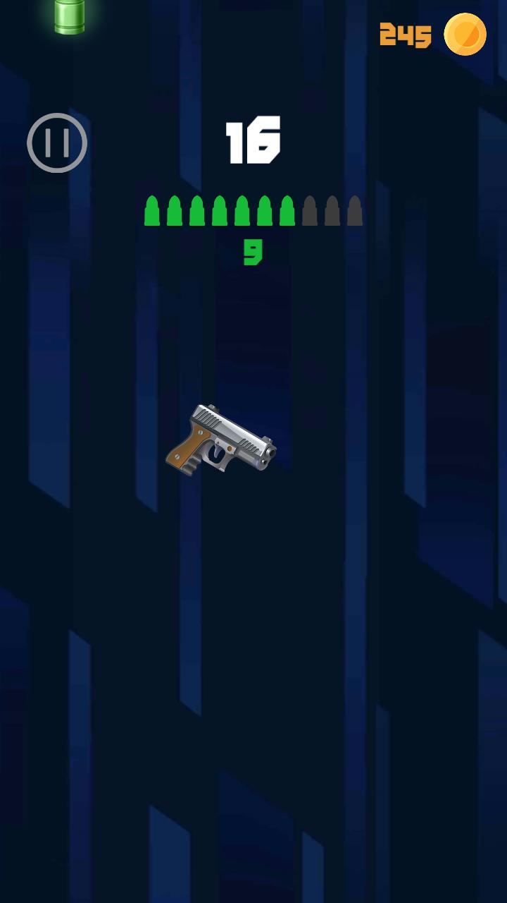 魔幻口袋手枪官网版手游 v1.0截图
