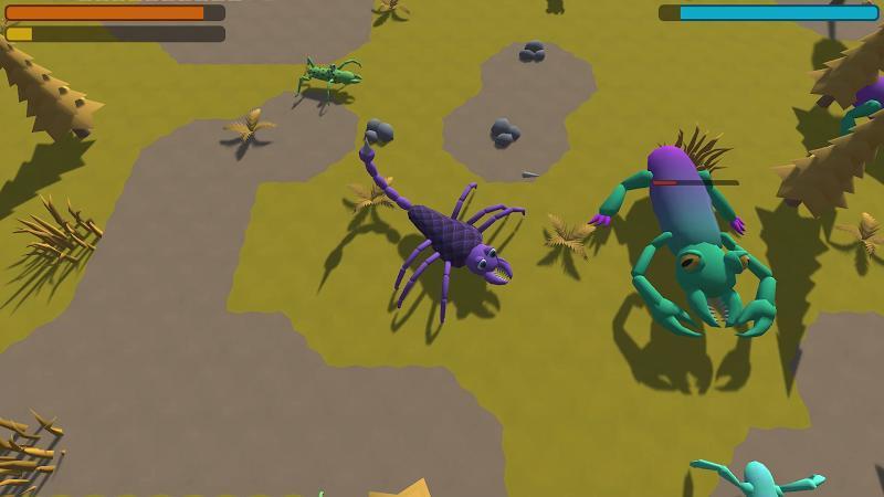 进化模拟器3D游戏汉化破解版 v1.02.2截图