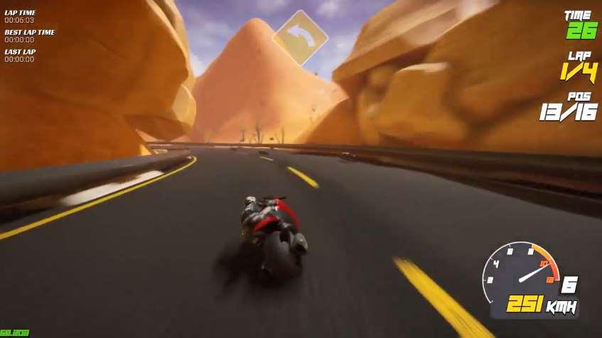 超级摩托车Xtreme手游官网版 v1.0截图