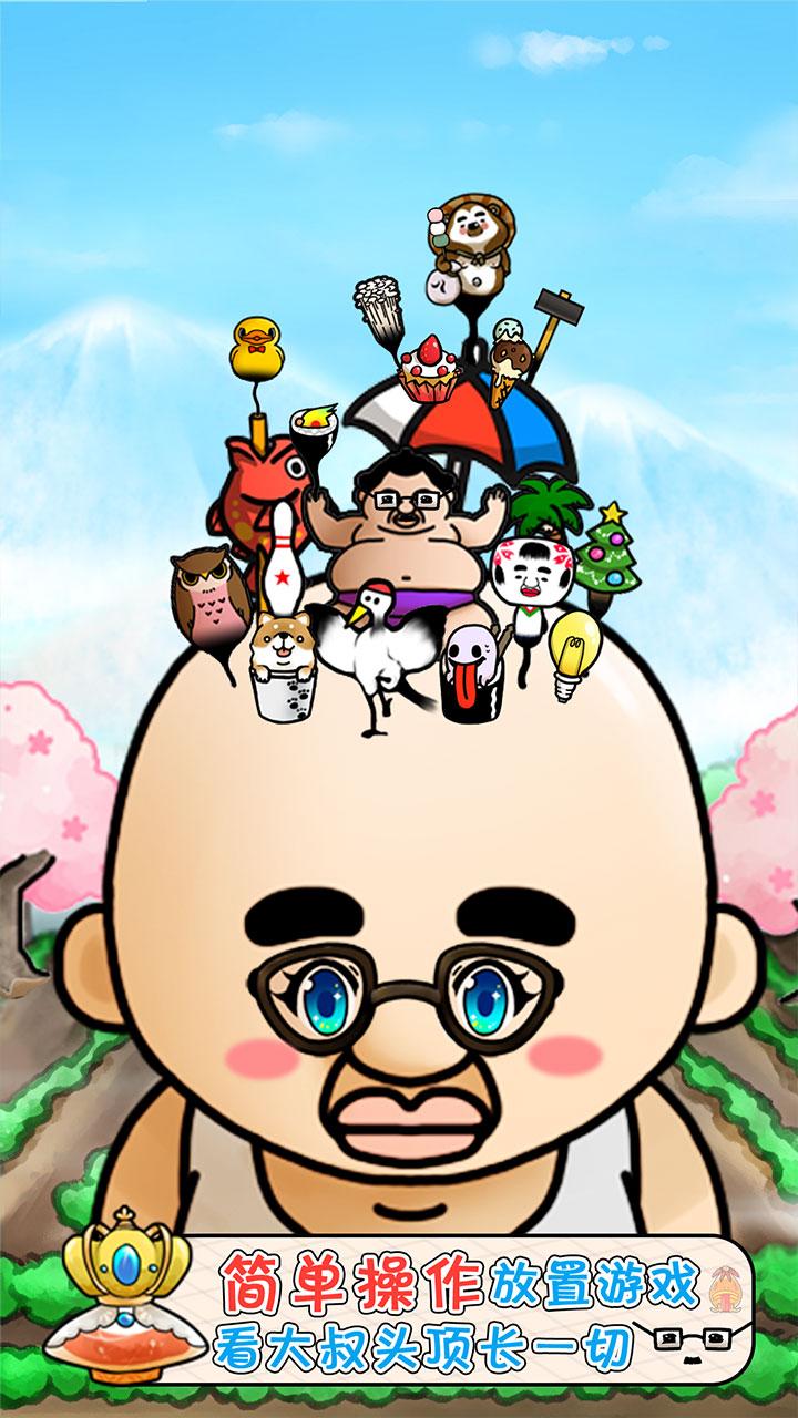 头发栽培日记游戏破解版 v1.0截图