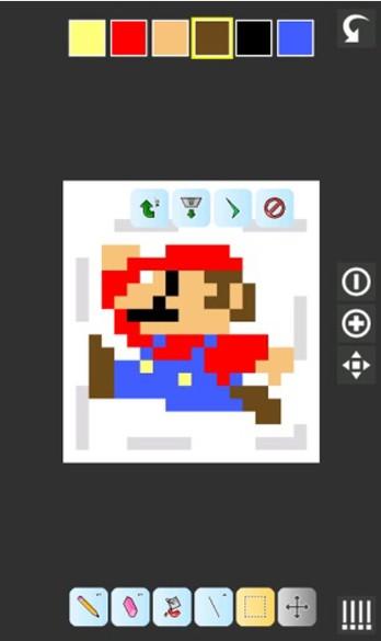 像素小画家官方客户端 v1.4.5截图