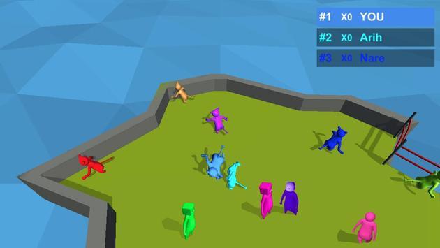 派对战争游戏破解版 Party Fight v1.0截图