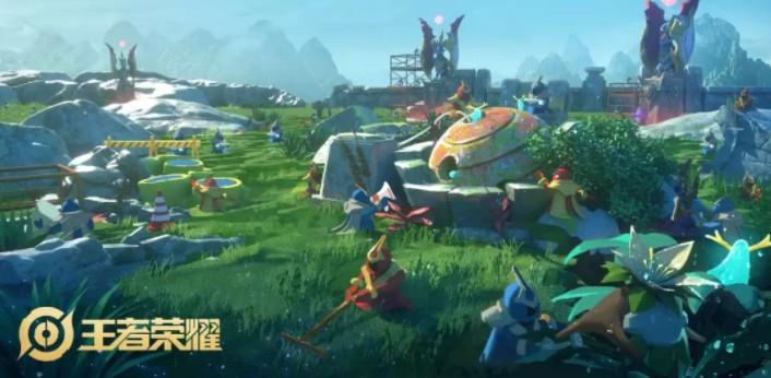 王者荣耀王者快跑怎么玩? 十人娱乐玩法王者快跑攻略图片2