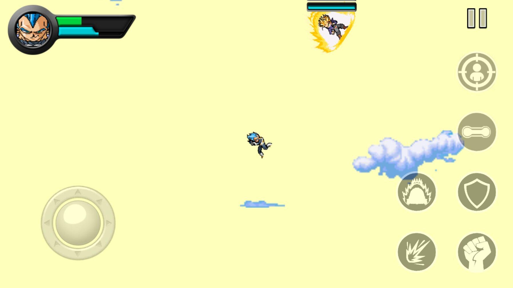 龙珠终极格斗冠军官方安卓版 v1.0.1截图