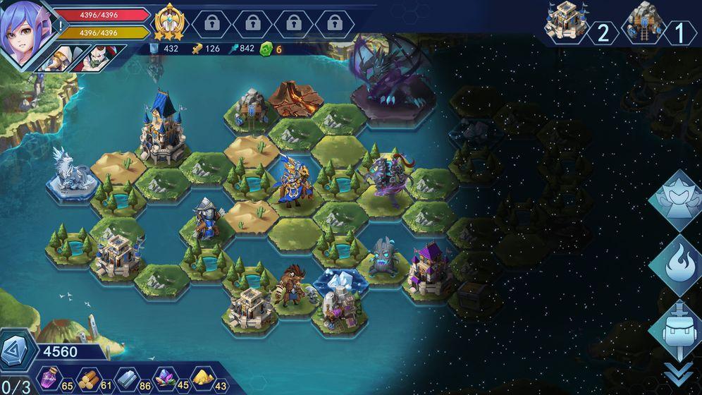 骑士的魔法战争2官网安卓版 v1.0截图