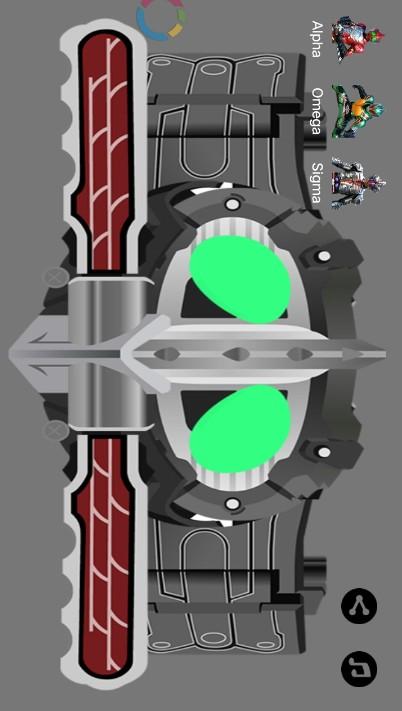 假面骑士amazons模拟器官方客户端 v1.0截图