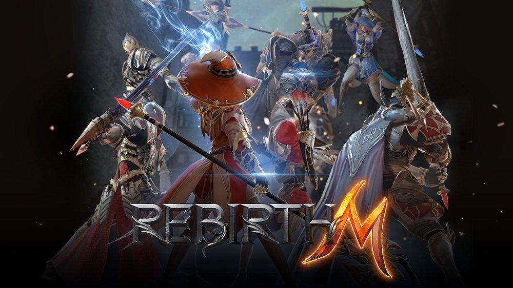 RebirthM手游官方正版 v1.00.0105截图