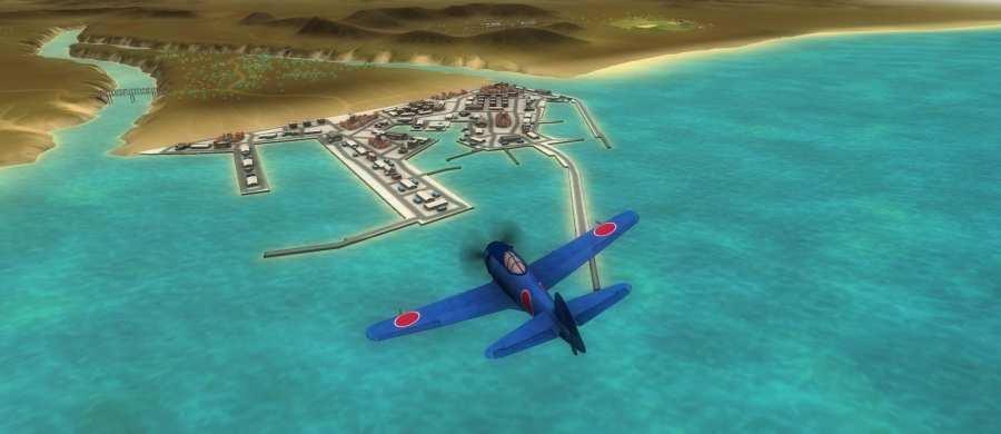 空战二战王牌飞行员游戏破解版 v1.040截图